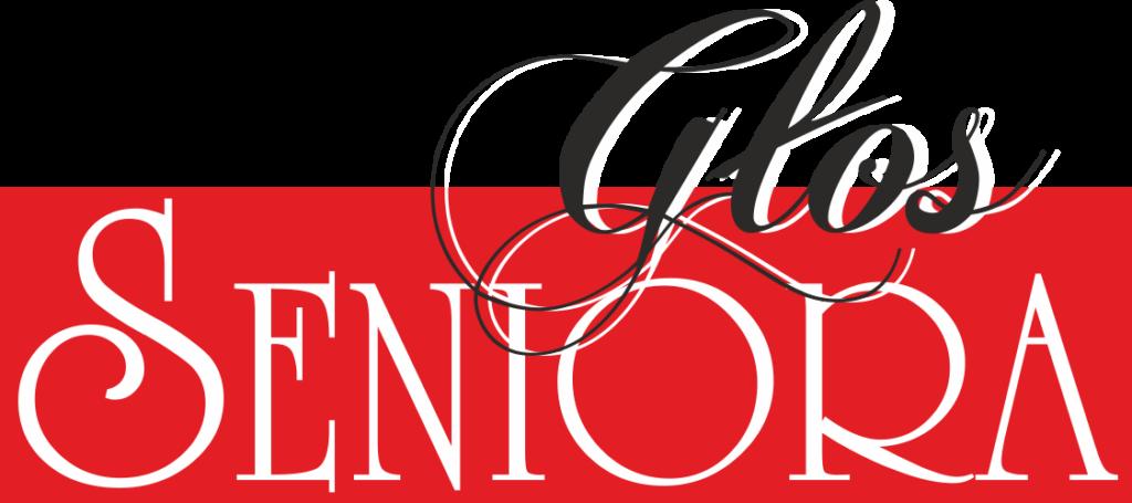 logotyp głos seniora