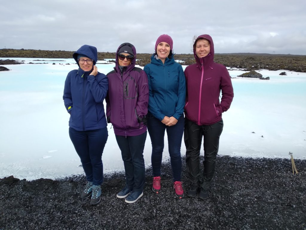 DraBiNa na Islandii